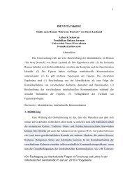 Die Konflikte der Identität - Staff UNY - Universitas Negeri Yogyakarta