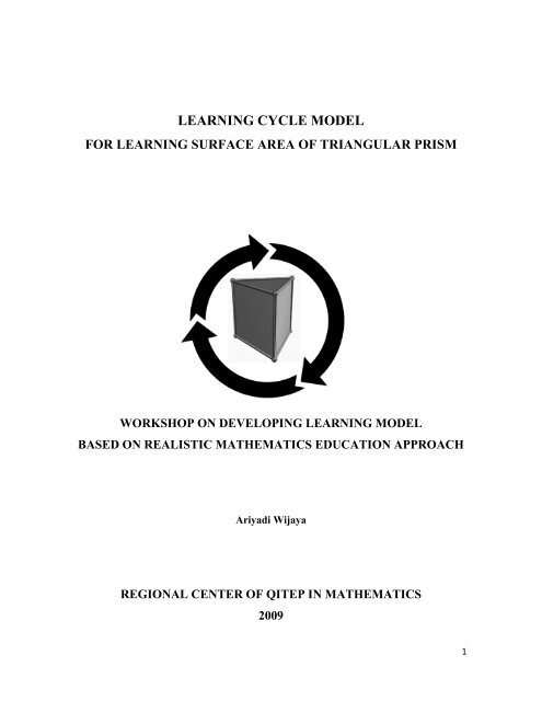 LEARNING CYCLE MODEL - Staff UNY