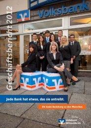 Geschäftsbericht 2012 - VB-Mittweida.de