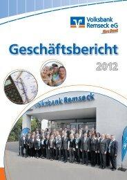tsstellen - Volksbank Remseck eG