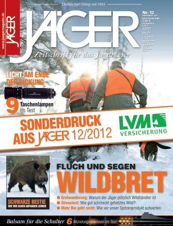 Sonderdruck Jäger - LVM Versicherung