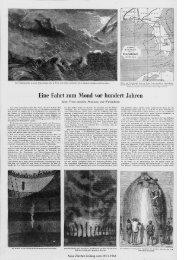 Eine Fahrt zum Mond vor hundert Jahren - Neue Zürcher Zeitung