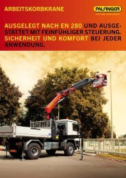 ArbeitskorbkrAne AusgeLegt nAch en 280 und Ausge- stAttet mit ...