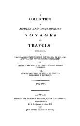 VOYAGES - Toronto Public Library