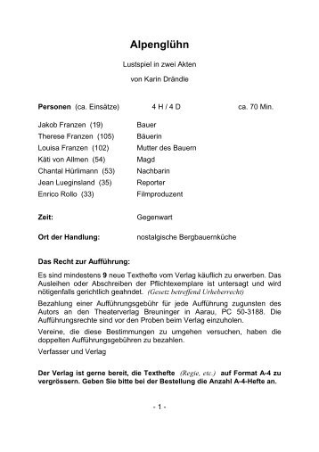 B0900 Alpenglühn - Breuninger
