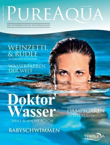 PUREAQUA - Ausgabe 3, Herbst/Winter 2013 - Triple A