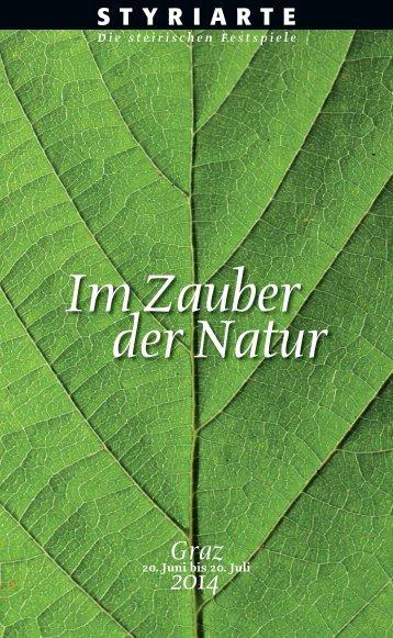 Im Zauber der Natur.pdf - Styriarte