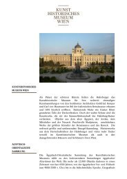 Download - Presse - Kunsthistorisches Museum