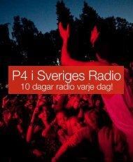 P4 Uppland (pdf) - Sveriges Radio