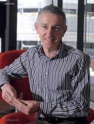 Radius magazine's interview with Professor Chris Maher