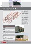 Gewerbehallenprospekt - ELF Hallen - Seite 6