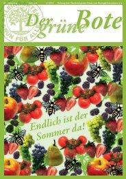 Ausgabe Juni / Juli 3/2013 - Stadtverband Essen