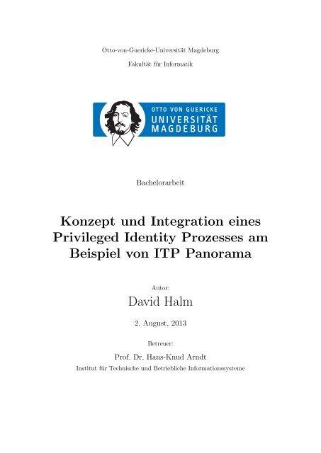 Bachelorarbeit David Halmpdf Bauhaus Cs Uni Magdeburg Otto