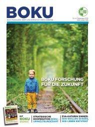 FÜR DIE ZUKUNFT - Alumni - Boku
