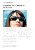 Hautschutz bei Tätigkeiten im Freien - Die BG ETEM - Seite 2