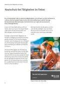 Hautschutz bei Tätigkeiten im Freien - Die BG ETEM - Seite 4