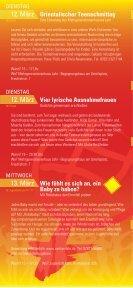 Lahrer Frauenwelten 2013 - Flyer - Stadt Lahr - Seite 6