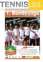 Seid dabei! Unterstützt uns! - Tennisverband Schleswig-Holstein