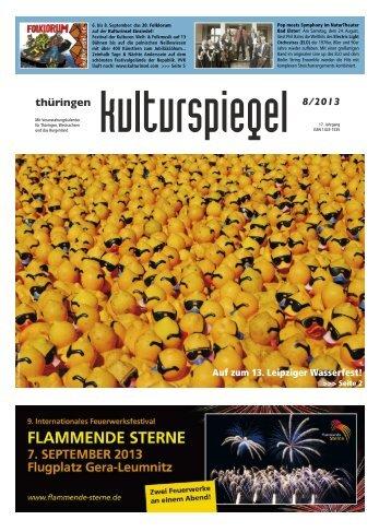 thüringen - Thueringen-kulturspiegel.de