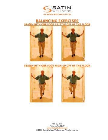 GLUTES STRENGTHENING EXERCISES - Satin Wellness
