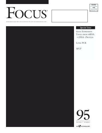 FOCUS 17.2 - Invitrogen