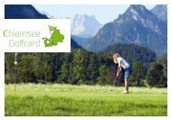 PDF Download - Priener Tourismus GmbH - Prien am Chiemsee