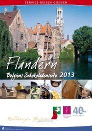 Reiseideen für Gruppen - trade.flandern.com