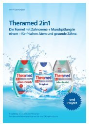 Theramed 2in1 Die Formel mit Zahncreme + ... - trndload