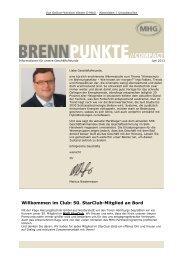 Newsletter Juni 2013 - MHG Heiztechnik