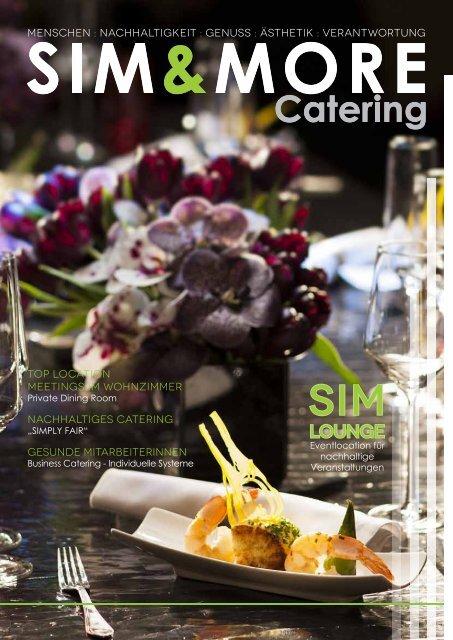 Catering - Simacek