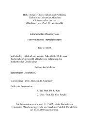 Hals - Nasen - Ohren - Klinik und Poliklinik - Tumb1.biblio.tu ...
