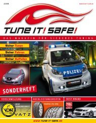 Sonderheft - Tune it! Safe!