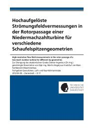 Download (49Mb) - tuprints - Technische Universität Darmstadt