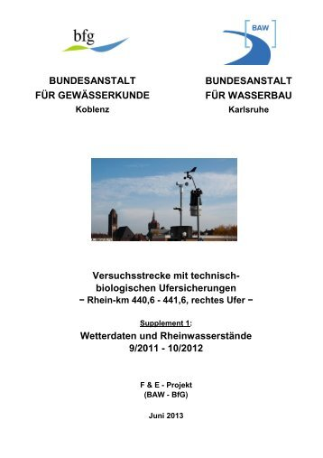 1,5 MB - Alternative technisch-biologische Ufersicherungen an ...