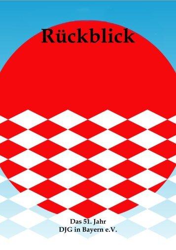 Rückblick - Deutsch-Japanische Gesellschaft in Bayern eV