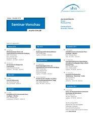 Kommunalrecht_Besondere-Themen_Seminar-Vorschau 1 ... - VHW