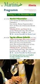 """""""Illmitzer Weinerlebnis 2013/2014"""" - FRÜHLINGSSPAZIERGANG ... - Page 6"""