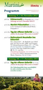 """""""Illmitzer Weinerlebnis 2013/2014"""" - FRÜHLINGSSPAZIERGANG ... - Page 7"""