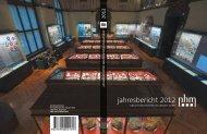 jahresbericht 2012 - Naturhistorisches Museum Wien