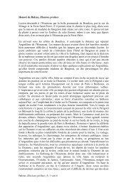 Balzac, Illusions perdues frz. u. dt. - UK-Online