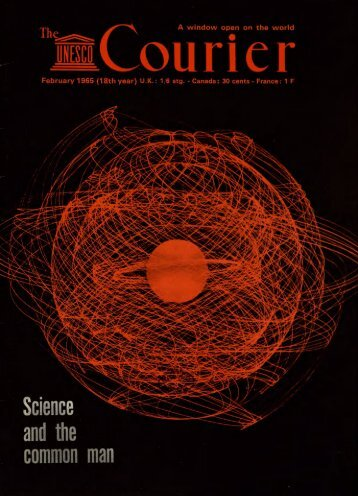 Science and the common man; The UNESCO ... - unesdoc - Unesco