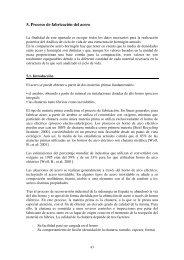 5. Proceso de fabricación del acero - UPCommons