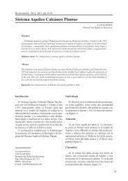 Sistema Aquíleo Calcáneo Plantar - UPCommons