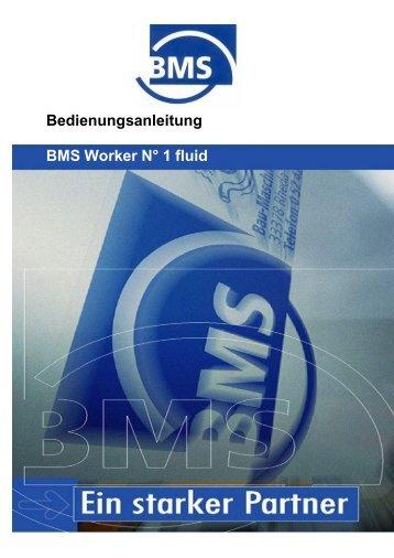 Bedienungsanleitung Downloaden - BMS Bau-Maschinen-Service AG