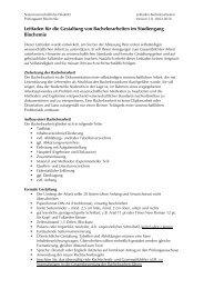 Leitfaden zur Erstellung von Bachelorarbeiten im Studiengang ...