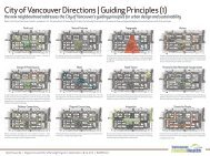 Directions & Guiding Principles (VCH Boards 22 ... - City of Vancouver