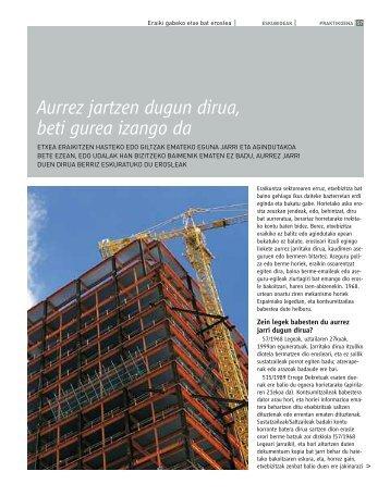 Informazio hau PDF bertsioan jaitsi (179 Kb ) - Revista Consumer