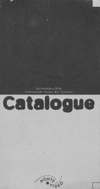 Clotaloque - Vasulka,org