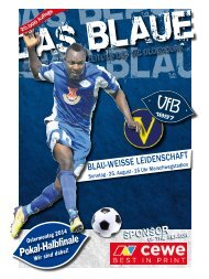 Das Blaue - Saison 2013/2014 #2 - VfB Oldenburg