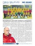 Das Blaue - Saison 2013/2014 #2 - VfB Oldenburg - Page 4